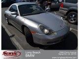 1999 Arctic Silver Metallic Porsche 911 Carrera Cabriolet #66207846