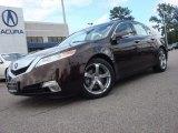 2009 Mayan Bronze Metallic Acura TL 3.7 SH-AWD #66207447