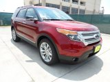 2013 Ruby Red Metallic Ford Explorer XLT #66207807