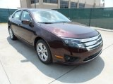 2012 Bordeaux Reserve Metallic Ford Fusion SE #66207798