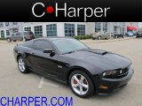 2011 Ebony Black Ford Mustang GT Premium Coupe #66207407