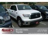 2010 Super White Toyota Tundra TRD CrewMax 4x4 #66207370