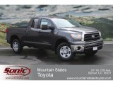 2012 Magnetic Gray Metallic Toyota Tundra SR5 Double Cab 4x4 #66207361