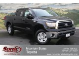 2012 Black Toyota Tundra SR5 CrewMax 4x4 #66207359