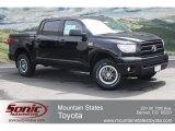 2012 Black Toyota Tundra TRD Rock Warrior CrewMax 4x4 #66207358