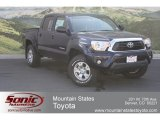 2012 Nautical Blue Metallic Toyota Tacoma V6 TRD Double Cab 4x4 #66207337