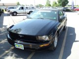 2006 Black Ford Mustang V6 Premium Convertible #66208132
