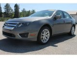2011 Sterling Grey Metallic Ford Fusion SEL V6 #66207320