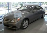 2012 Paladium Silver Metallic Mercedes-Benz CL 550 4MATIC #66208114