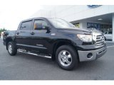 2007 Black Toyota Tundra SR5 CrewMax #66207713
