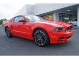 2013 Race Red Ford Mustang GT Premium Coupe #66207711