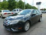 2010 Atlantis Green Metallic Ford Fusion SEL V6 AWD #66207699