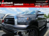 2012 Magnetic Gray Metallic Toyota Tundra SR5 Double Cab #66207694