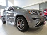 2012 Jeep Grand Cherokee Mineral Gray Metallic