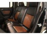 2009 Hummer H3 Alpha Rear Seat