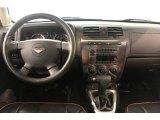 2009 Hummer H3 Alpha Dashboard