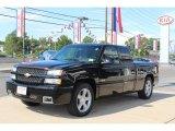 2003 Black Chevrolet Silverado 1500 SS Extended Cab AWD #66273653