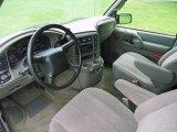 2005 Chevrolet Astro LT AWD Passenger Van Medium Gray Interior