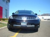 2007 Super Black Nissan Murano S AWD #6570224