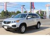 2012 Bright Silver Kia Sorento LX #66273644
