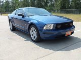 2006 Vista Blue Metallic Ford Mustang GT Deluxe Coupe #66273643