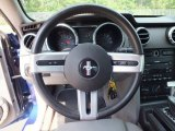 2006 Ford Mustang GT Deluxe Coupe Steering Wheel