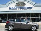 2012 Sterling Grey Metallic Ford Focus Titanium 5-Door #66272938