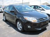 2012 Tuxedo Black Metallic Ford Focus SE Sport Sedan #66273290
