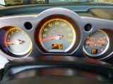 2006 Nissan Murano S AWD Gauges