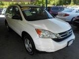 2010 Taffeta White Honda CR-V LX AWD #66273243