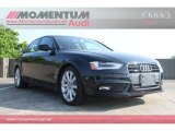 2013 Brilliant Black Audi A4 2.0T quattro Sedan #66273563