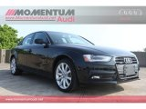2013 Brilliant Black Audi A4 2.0T quattro Sedan #66273561