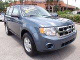 2010 Steel Blue Metallic Ford Escape XLS #66272853