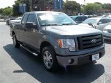 2010 Sterling Grey Metallic Ford F150 STX SuperCab #66272812