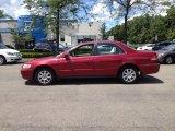 2002 Firepepper Red Pearl Honda Accord SE Sedan #66273511