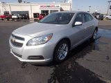 2013 Silver Ice Metallic Chevrolet Malibu ECO #66273204
