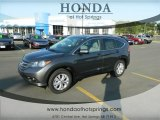 2012 Polished Metal Metallic Honda CR-V EX-L #66273169