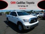 2012 Super White Toyota Tundra SR5 CrewMax 4x4 #66273162