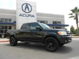 2005 Black Toyota Tundra Limited Double Cab 4x4 #66272747