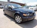 2005 Jet Black BMW 3 Series 325xi Sedan #66272733