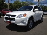 2011 Super White Toyota RAV4 V6 Limited 4WD #66273441