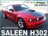 2008 Ford Mustang Saleen Heritage 302 Data, Info and Specs