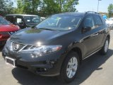 2011 Super Black Nissan Murano SL AWD #66273414