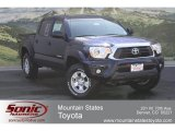 2012 Nautical Blue Metallic Toyota Tacoma V6 TRD Double Cab 4x4 #66272687