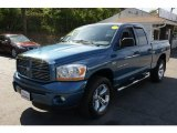 2006 Atlantic Blue Pearl Dodge Ram 1500 SLT Quad Cab 4x4 #66273067