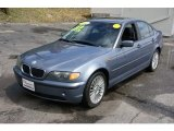 2002 Steel Blue Metallic BMW 3 Series 325xi Sedan #66273062