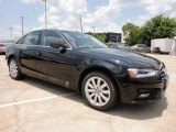 2013 Brilliant Black Audi A4 2.0T quattro Sedan #66273056
