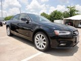 2013 Brilliant Black Audi A4 2.0T quattro Sedan #66273054