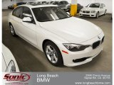 2012 Mineral White Metallic BMW 3 Series 328i Sedan #66273035