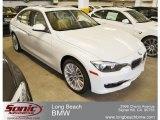 2012 Mineral White Metallic BMW 3 Series 328i Sedan #66273031